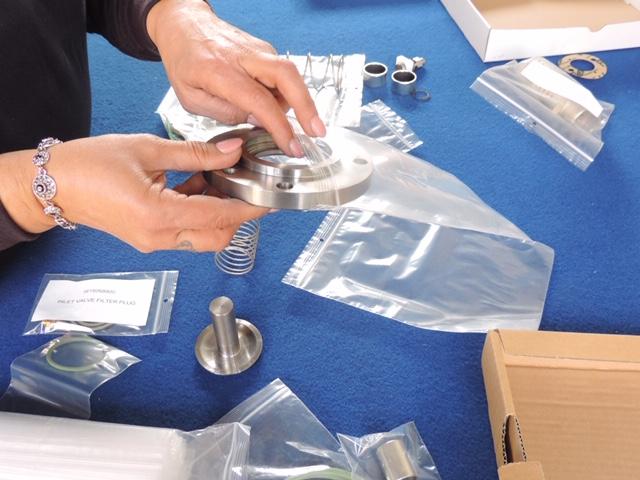 kit maintenance compressor